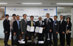 KAIST College of Business and the CFA institute conclude a partnership.. 이미지