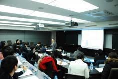 KAIST College of Business, start of a new semester for Information Media MBA 이미지