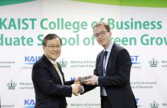 KAIST holds 'Circular Economy' seminar with Denmark's Minister of Environment and Food 이미지