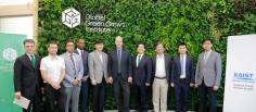 KCB signs MOU with the Global Green Growth Institute 이미지