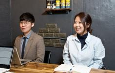 """Start with fear of eating""  Interview with co-representative of the start-up company 'Microsalts', selling a reduced salt diet for nephropathy patients 이미지"
