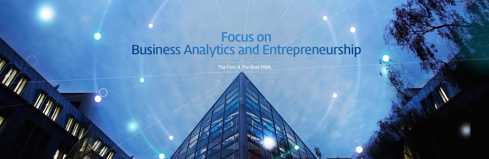 Nurturing convergent talented individuals based on Business Analytics and Entrepreneurship